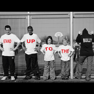 Kid Standing Up To Bully Bullies only win when ...