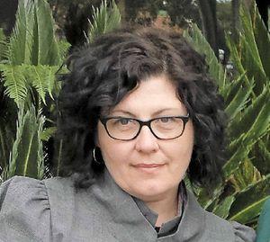 Anti-choice campaigner, Alison Gaylard