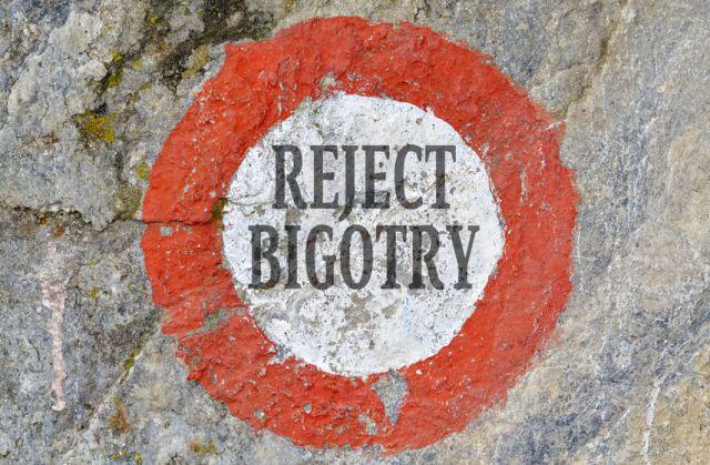 Reject Bigotry